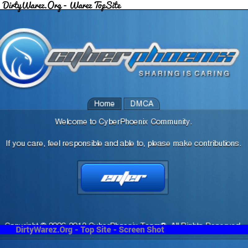 cyberphoenix.org Screenshot