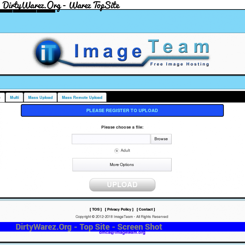 imageteam.org Screenshot