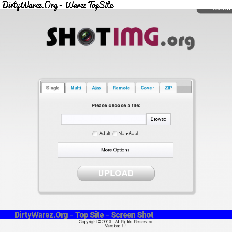 shotimg.org Screenshot