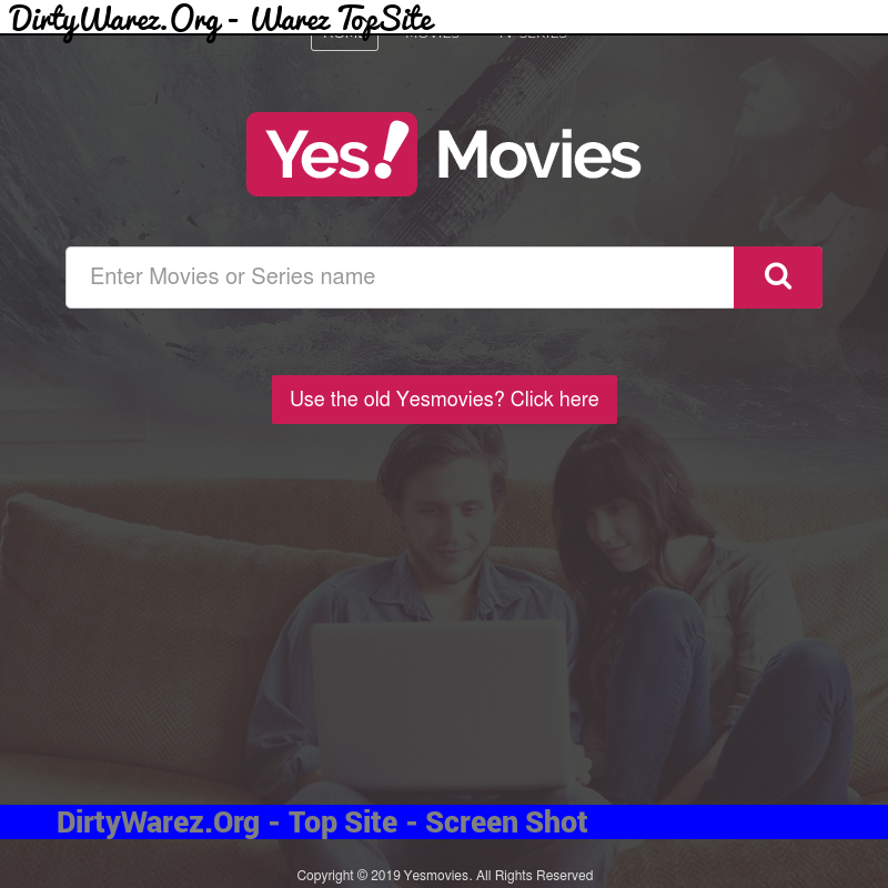 yesmovies.movie Screenshot